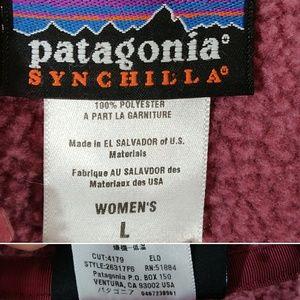 Patagonia Jackets & Coats - Patagonia Synchilla Hooded Fleece Jacket